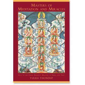 Masters of Meditation and Miracles