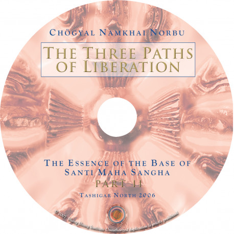 [Video Download] The Three Paths of Liberation. Part 2 (MP4)