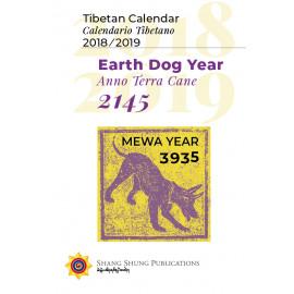 [E-Book] Tibetan Calendar  /  Calendario Tibetano 2018 - 2019