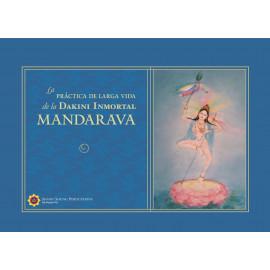 La Pràctica de Larga Vida  de la Dakini Inmortal Mandarava