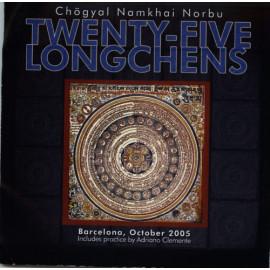 Twenty Five Longchens (Audio Download)