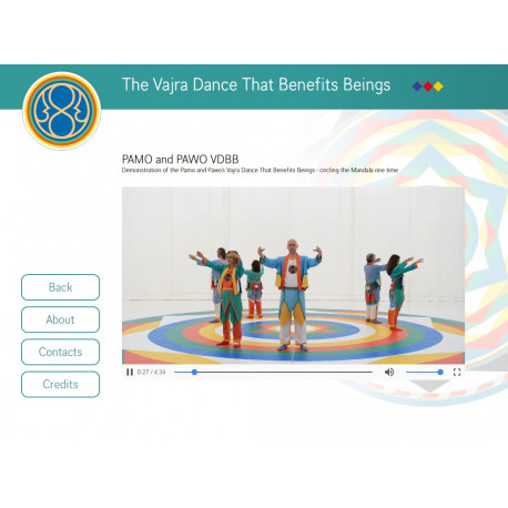 [Pendrive] The Vajra Dance that Benefits Beings (MP4 video)