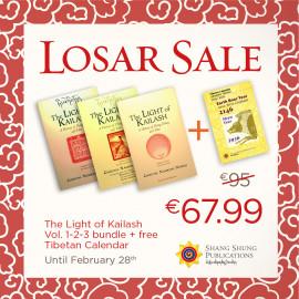 Light of Kailash. Volume 1, 2, 3 + calendar 2019/20