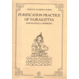 Purification Practice of Vajrasattva and Mandala Offering