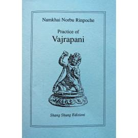 Practice of Vajrapani