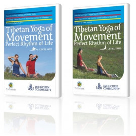 Tibetan Yoga of Movement: Level 1 and 2
