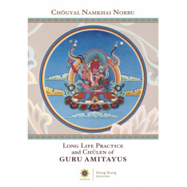Long-Life Practice and Chülen of Guru Amitayus