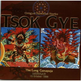 Tsok Gye The Long Ganapuja