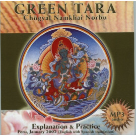 Green Tara mp3 explanation and practice
