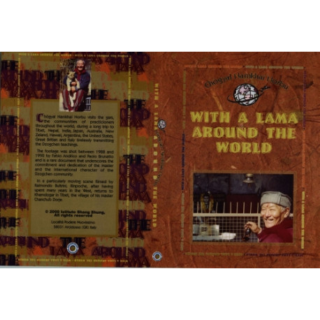 With a Lama around the world dvd