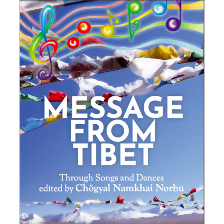 Message from Tibet Through Songs and Dances
