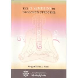 [E-Book] The Twenty-One Semdzins of Dzogchen Upadesha (PDF)