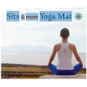 Sits & More Yoga Mat