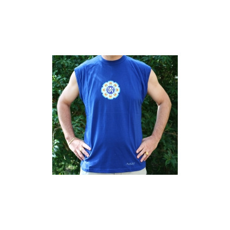 Yantra Yoga T-Shirt - no sleeves