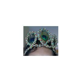 Head Ornaments for Vajra Dance Costumes