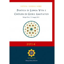 [E-Book] Trascrizione del ritiro di PRATICA DI LUNGA VITA E CHÜLEN DI GURU AMITAYUS (PDF)