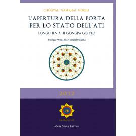 [E-Book] Trascrizione del ritito L'APERTURA DELLA PORTA PER LO STATO DELL'ATI (PDF)