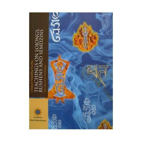 [E-Book] Teachings on Lojongs, Rushens, and Semdzins (PDF)
