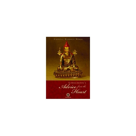 [E-Book] Longchenpa's Advice from the Heart (ePub, Mobi)