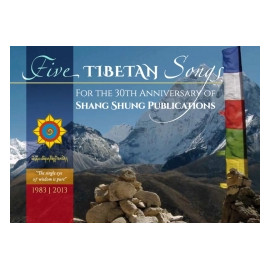 [eBook] Five Tibetan Songs (PDF)