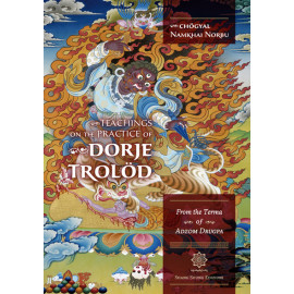 Teachings on the Practice of Dorje Trolöd