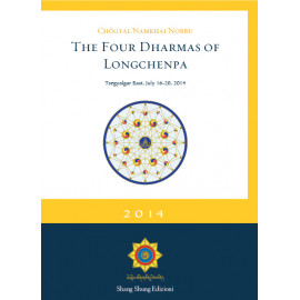 THE FOUR DHARMAS OF LONGCHENPA