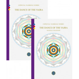 Two books: The Vajra Dance and the Vajra Dance Mandala Diagrams