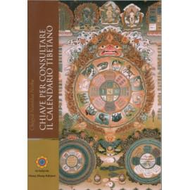 Calendario Tibetano.Chiave Per Consultare Il Calendario Tibetano