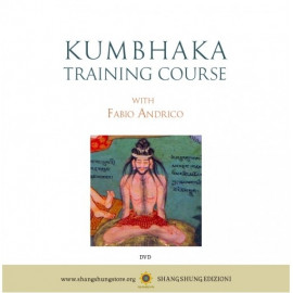 Kumbhaka Training Course with Fabio Andrico [Video download]
