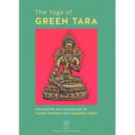 The Yoga of Green Tara