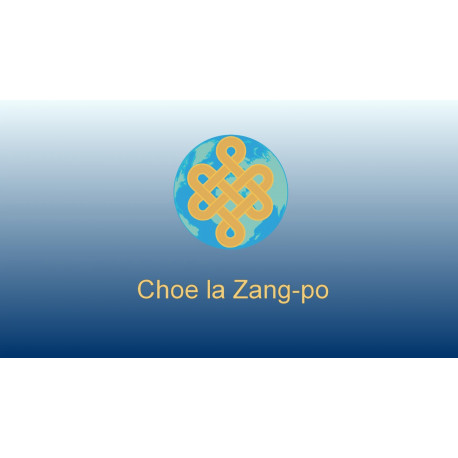 M 2.6.3_Choe la Zang-po Tutorial Video