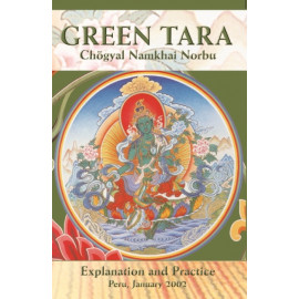 [Video download] Green Tara (MP4)