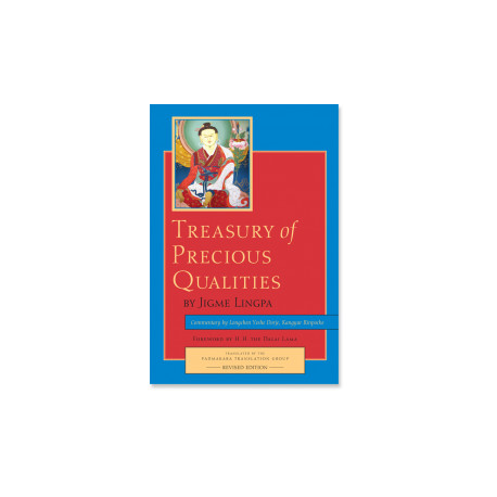 Treasury of Precious Qualities: Book One