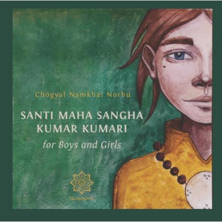 Santi Maha Sangha Training for Boys and Girls Kumarkumari